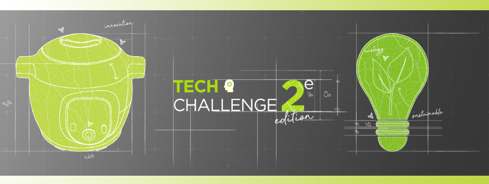Le Groupe SEB lance son 2e Tech Challenge à l'attention des étudiants