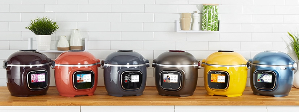 "Moulinex launches ""Mon Cookeo Perso"""