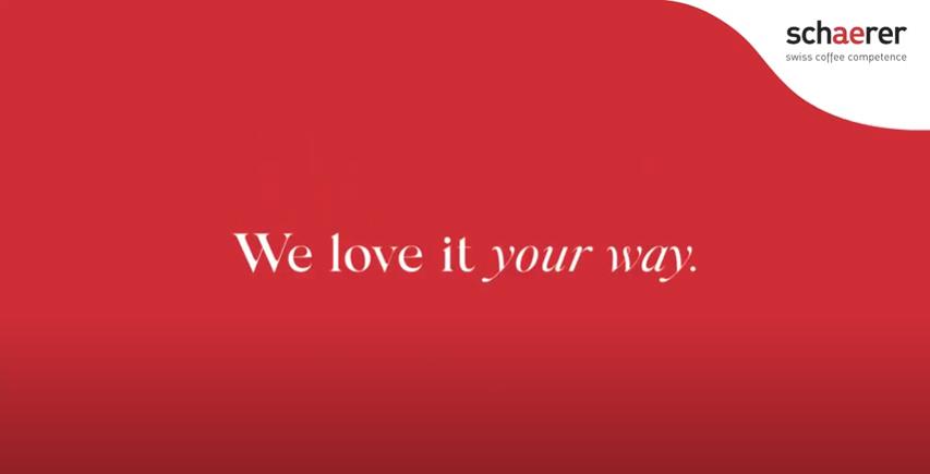 """""""we love it your way"""""""