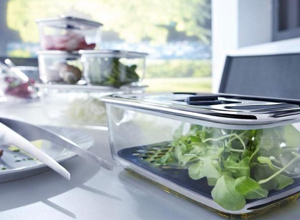 """boites repas écologiques """"top serve"""""""