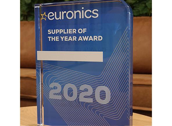 EURONICS prix du « Fournisseur international de l'année 2020 »