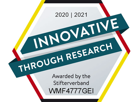 innovate through research
