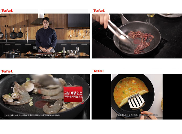 chef Oh Se-deuk is cooking