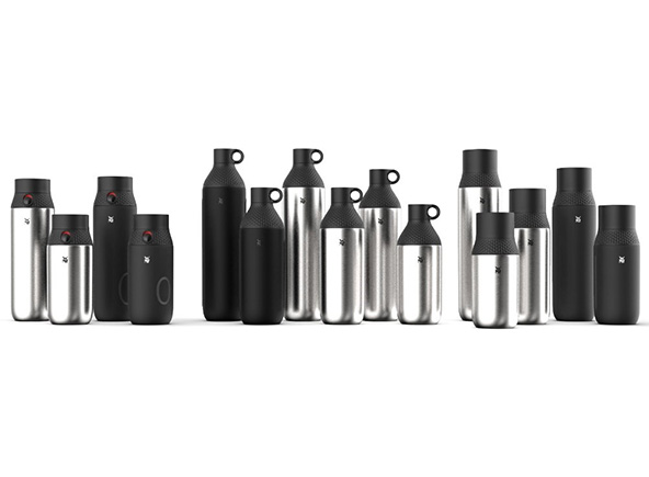 Gourdes et bouteilles WMF Waterkant