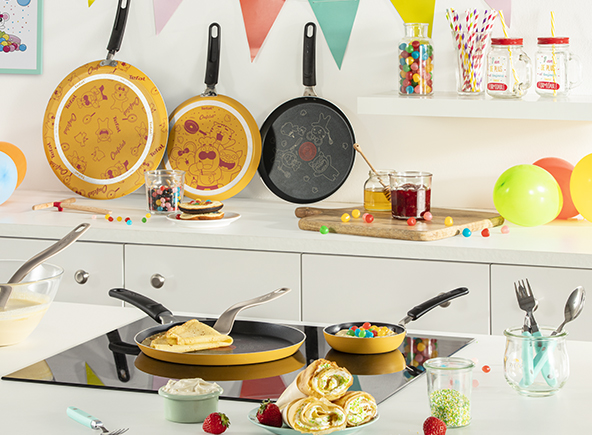 Gamme chandeleur Chefclub by Tefal