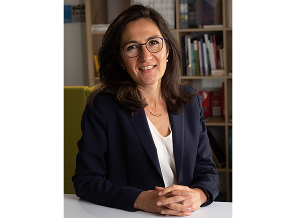 Delphine SEGURA VAYLET,  directrice générale adjointe, Ressources Humaines Groupe SEB
