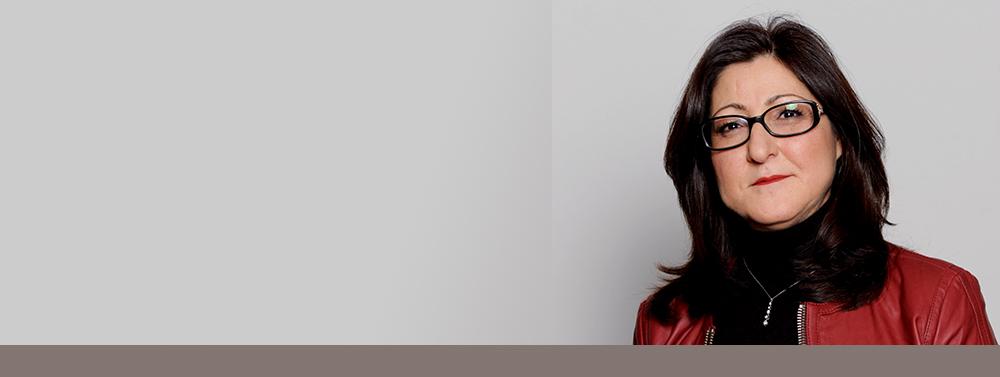 Hanane Badra, Managing Director Egypt and Middle East