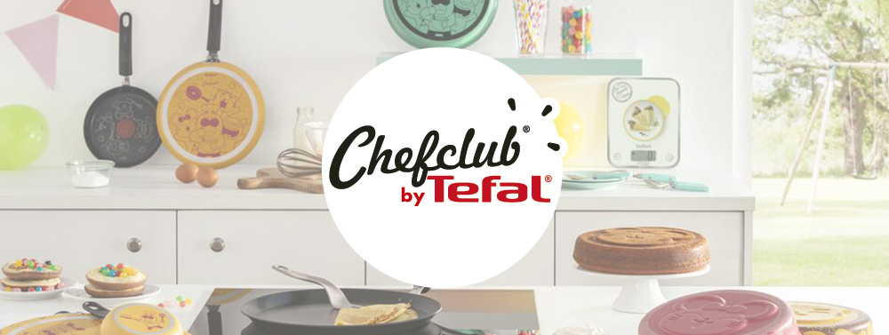 Chefclub by Tefal gamme