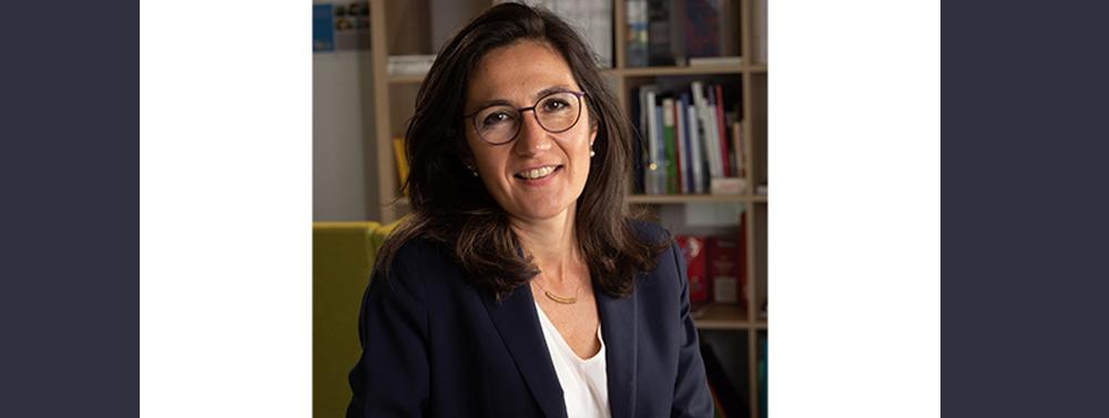 Delphine SEGURA VAYLET est nommée  Directrice générale adjointe, en charge des Ressources Humaines du Groupe SEB, membre du Comité Exécutif