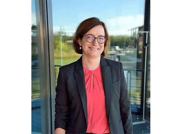 Géraldine GUERY-JACQUES Géraldine Guéry-Jacques, Vice President, Industrial Property Patent