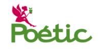 Logo Poetic