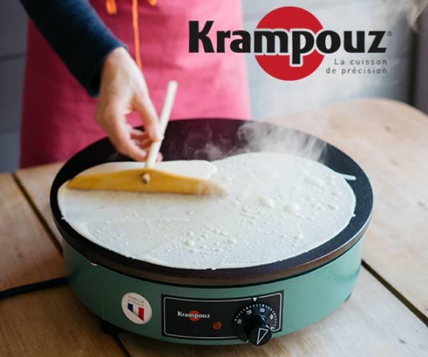 crepe maker Billig KRampouz