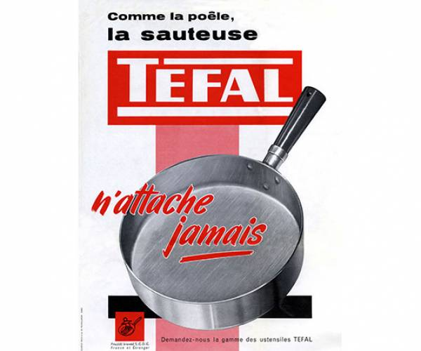 1968 Acquisition of Tefal