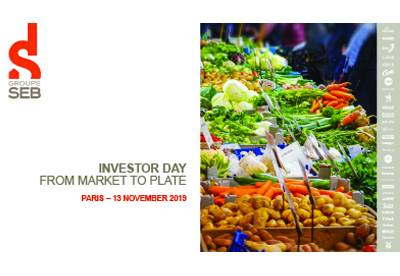 investor Day - Paris - Novembre 2019