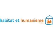 Logo Habitat et Humanisme - Rhône
